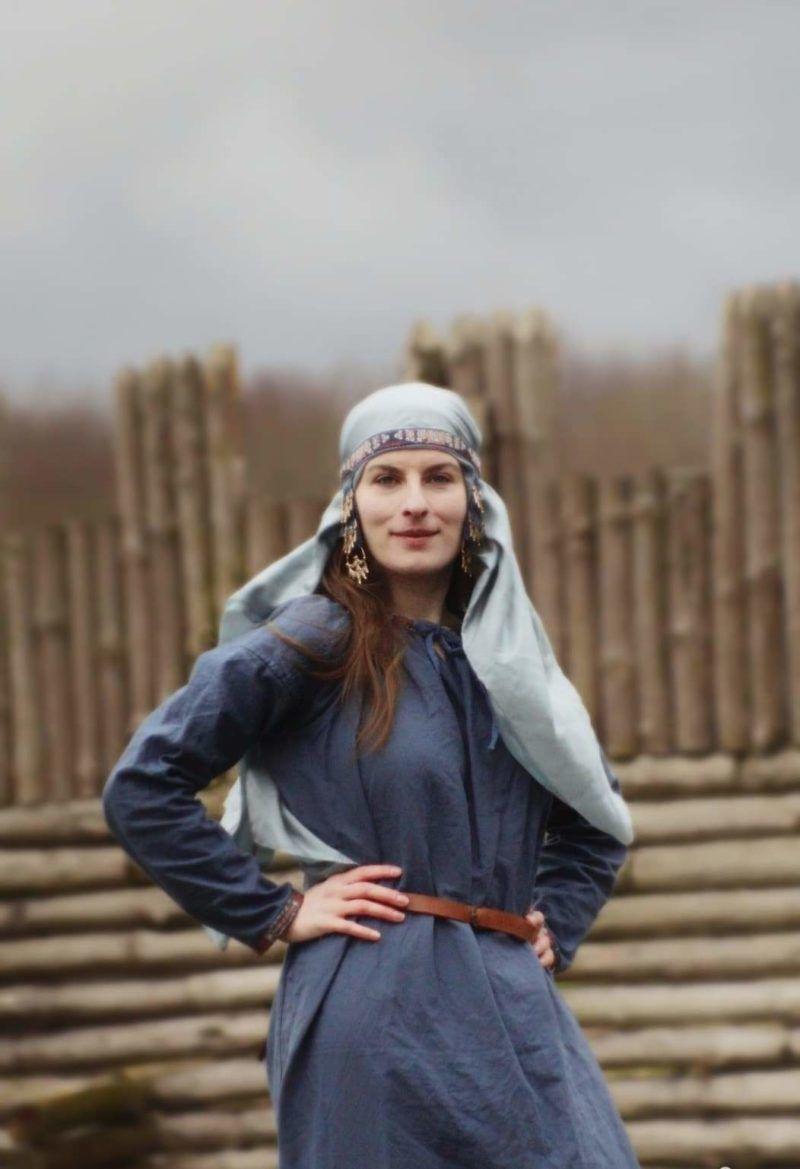 Tutorial: Suknia z Pskova cz. II