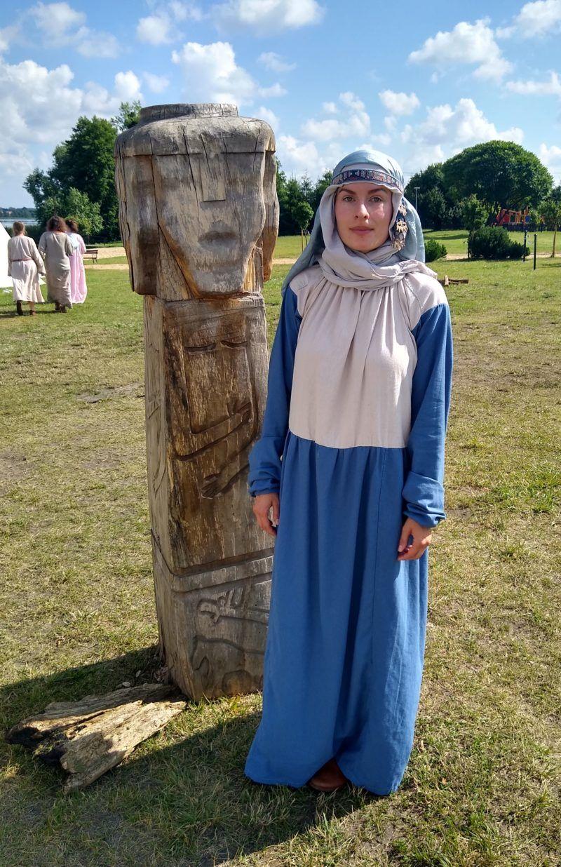 Tutorial: Suknia z Gniezdova